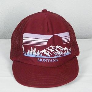 1982 Montana Hat